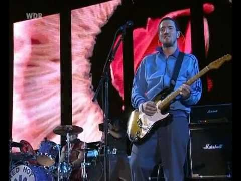 Red Hot Chili Peppers - Live at Rock am Ring (Rockpalast 2004) /// EL MEJOR MEDIO PARA CONCENTRARME!!!! :) <3