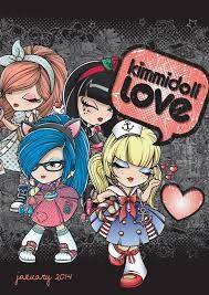 Kimmidoll Love (Set 3)