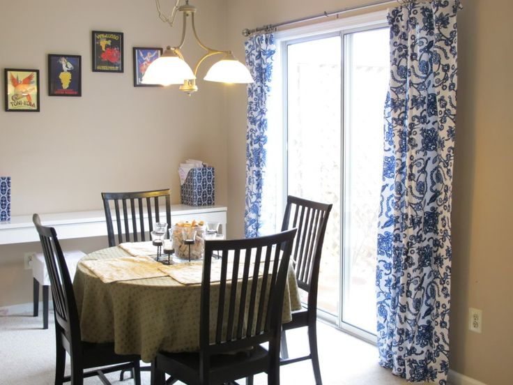 Clean Smart Simple Style My Dining Room Update Round Kitchen Table With Tablecloth Dining