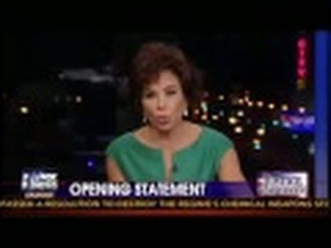 Judge Jeanine Pirro - Opening Statement - Destroys Obama on Obamacare Disaster & Attacking Fox News   MichaelSavage4Prez·