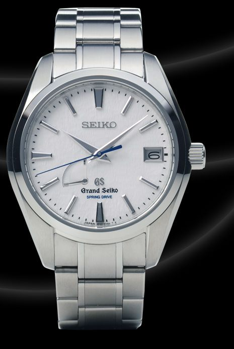 Grand Seiko. High precision watch made in Japan.