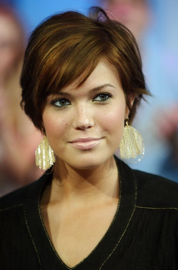 ... Short Hairstyles for Women | Mandy Moore, Shorts and Short Hairstyles