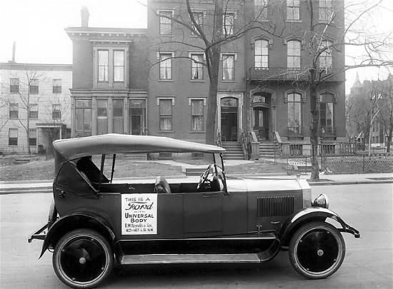 1920 Ford Touring Car with Universal Body. My great uncle made the ford JDL & 70 best Cars 1920 images on Pinterest | Ford models Old cars and ... markmcfarlin.com