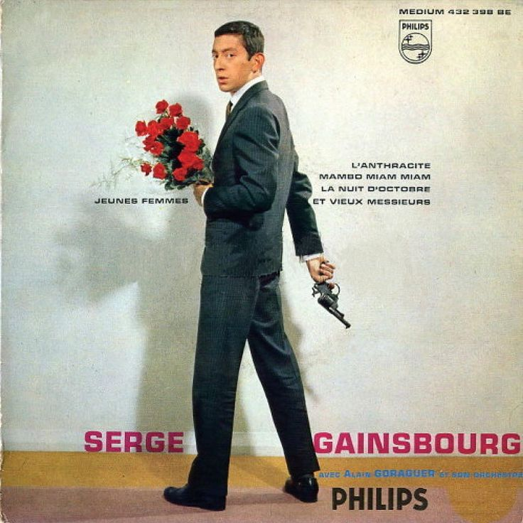 68 best images about serge gainsbourg on pinterest bunker album covers and charlotte. Black Bedroom Furniture Sets. Home Design Ideas