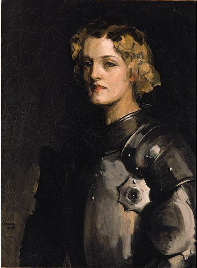 joan of arc the female hero Joan of arc is now considered a saint but, more so than that, joan of arc was a true - in every sense of the word - hero share page created on 5/19/2009 9:52:55 am.