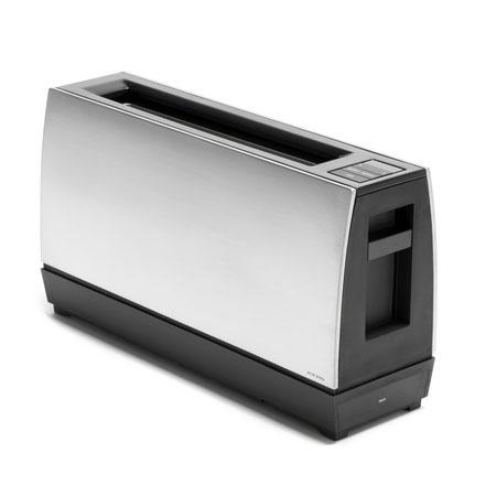 Toaster One Slot, 220 V - Jacob Jensen - Jacob Jensen - RoyalDesign.co.uk