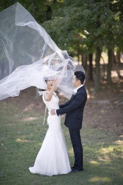 love long veils...
