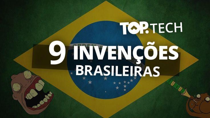 Liked on YouTube: Invenções brasileiras que mudaram o mundo