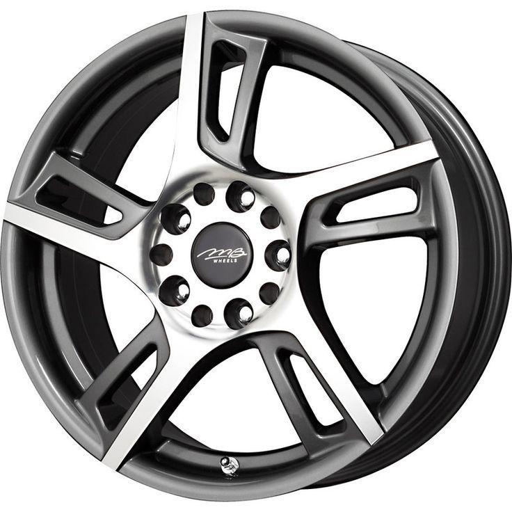 MB WHEELS VECTOR Wheels | Multi-Spoke Wheels Painted Wheels Passenger Wheels Wheels | Discount Tire