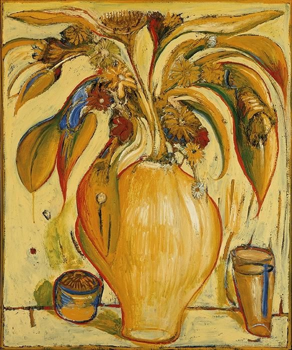 BRETT WHITELEY  Chelsea Flower Show (c.1970)
