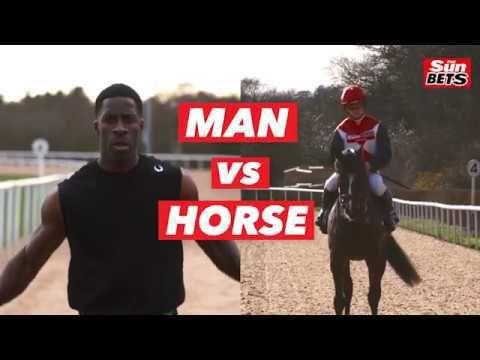❝ Este atleta no venció a Usain Bolt pero sí es más veloz que un caballo (VIDEO) ❞ ↪ Puedes leerlo en: www.divulgaciondmax.com