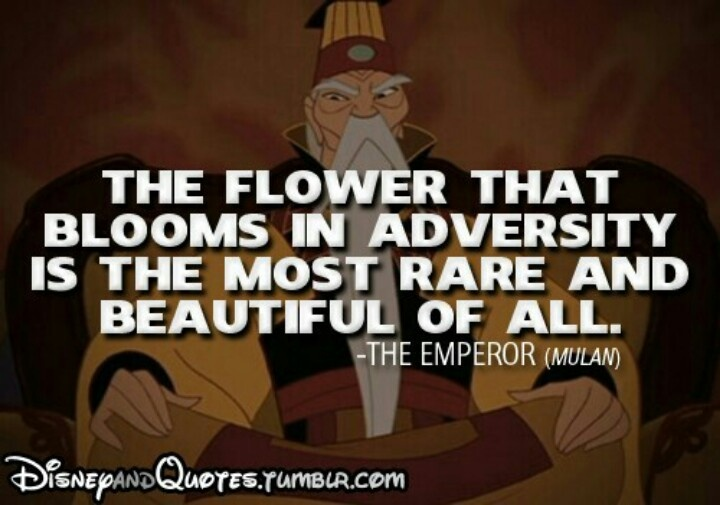 Emperor Quotes: The Emperor, From Mulan