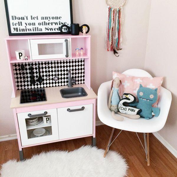 16 besten duktik k che pimpen bilder auf pinterest spielk che ikea k che und spielzimmer. Black Bedroom Furniture Sets. Home Design Ideas