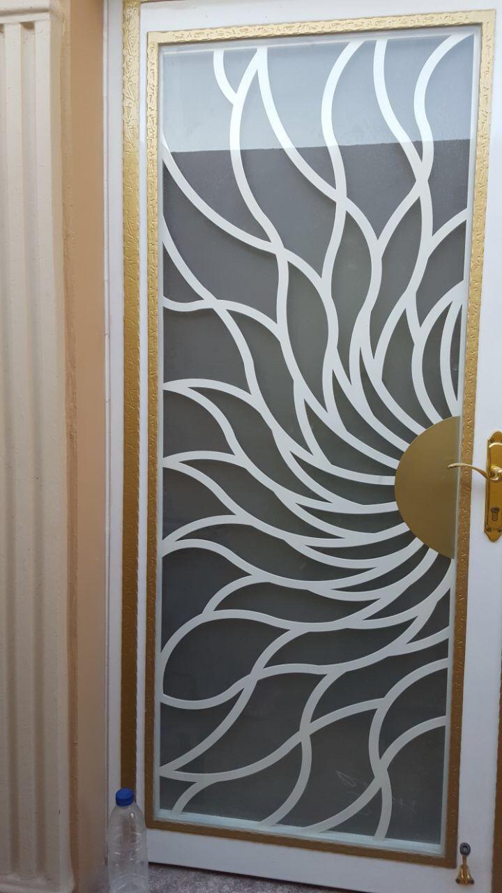 Pin By ابواب درج حديد القصور الذهبية On ابواب داخلية Printed Shower Curtain Shower Curtain Prints