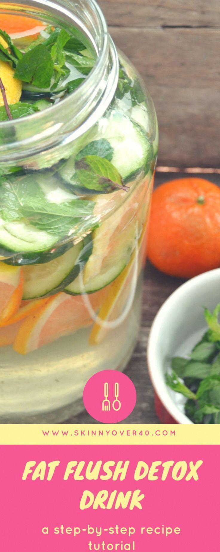Fat Flush Detox Drink zur Gewichtsreduktion und Wassereinlagerung. Dr. Oz empfiehlt …   – Detox Drinks To Lose Weight
