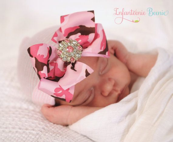 Hey, I found this really awesome Etsy listing at https://www.etsy.com/listing/221068059/newborn-girl-camo-camoflauge-take-home