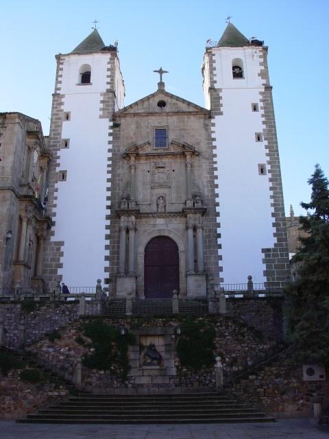 Caceres, Spain ~ Iglesia de San Francisco Javier