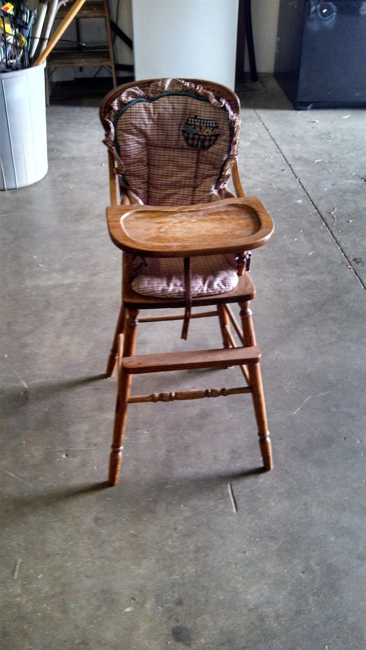 Antique Wooden High Chair With Tray - 20 Best Antique Victorian High Chairs Images On Pinterest