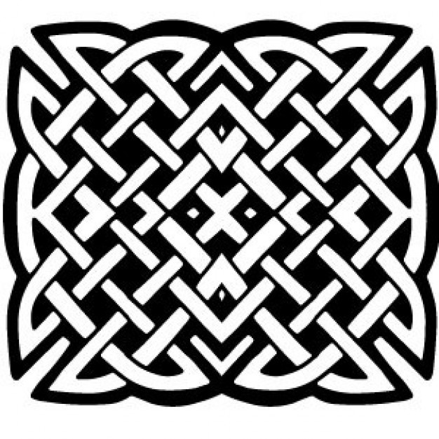 Nudo celta: Celtic Designs, Nudos Celtas, Celtic Knot Work Design, Celtic Knots, Free Vector, Celtic Knotwork, Google Search, Celtic Pattern, Zentangle Celtic Doodle