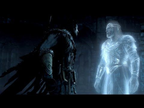Official Shadow of Mordor Story Trailer - The Bright Lord/ I was pinning how long will i love you and this was sent .