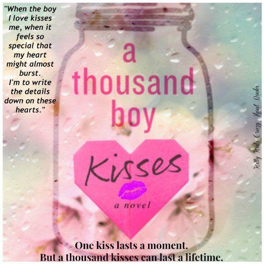 """""""A Thousand Boy Kisses"""", Tillie Cole"""
