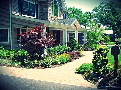 17 best images about front yard landscaping ideas on pinterest landscaping small front yard landscaping and traditional landscape - Landscaping Design Ideas For Front Of House