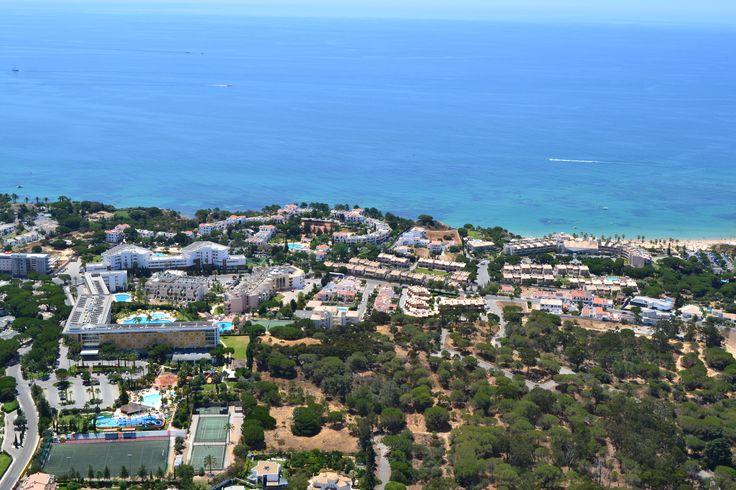 Alfagar resorts from the sky!!