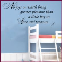 Baby Boy Wall Art 69 best baby & kids wall stickers & decal quotes - for rooms