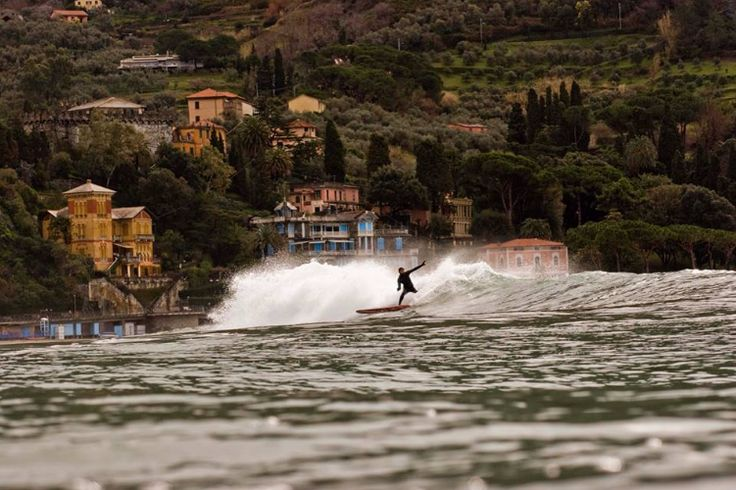 Photo by #Surf Levanto - fantastic surfing destination