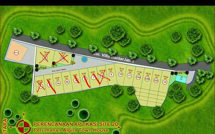 UPDATE 21/05/2016  PROYEK ATH1  =====  ATH 1 - Indraprasta  Total ada 17 Kavling  SOLD 8 Kavling..  Kav 1,2,5,6,7,8,17,18  AVAIABLE 9 Kavling.. Kav 3a,3b,9,10,11,12a,12b,12c,15  Untuk tanah 84 tersisa di kavling 3a dan 3b .. Sisanya tanah lebih dari 84..  www.rumah2lantai.com