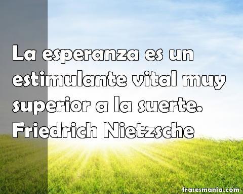 Citas de Nietzsche