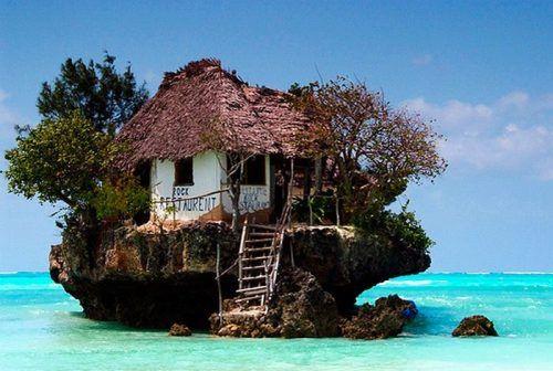 What a retreat! : Zanzibar, Favorite Places, Dream, Places I D, House, Travel, Space, Island