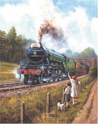 Train...Greg Olsen