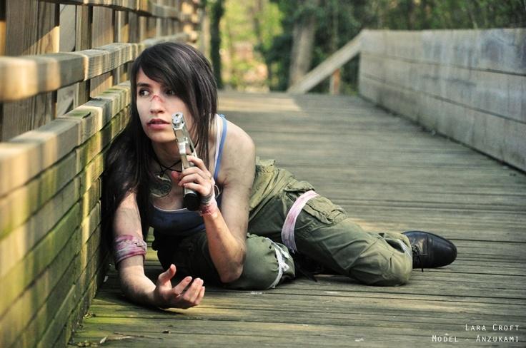 Lara Croft - Tomb Raider by Anzukami