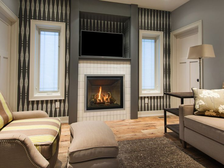 Bayport 36 Direct Vent Gas Fireplace | Gas Fireplaces
