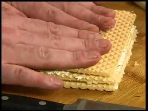 Соленый вафельный торт - Знак качества - Интер
