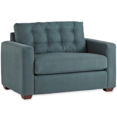 midnight slumber twin sleeper sofa in belshire fabric jcpenney chair for the game room
