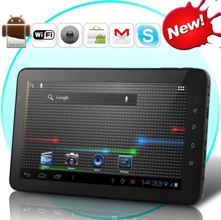 Android 4.0 ICS Tablet With 10 Inch HD