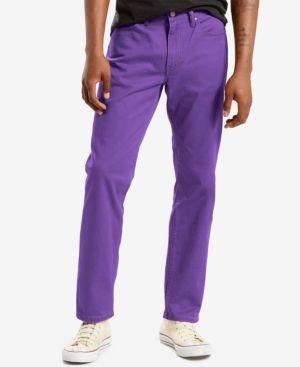 Levi's 541 Athletic Fit Rigid Twill Pants - Blue 36x30
