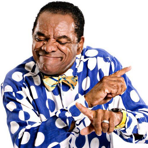 Comedian John Witherspoon as Pops