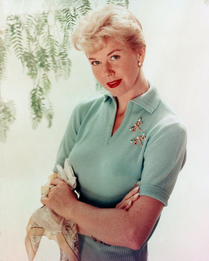 Doris Day, singer, actress,multi-talented.