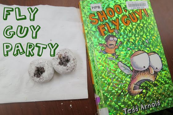 First Chapter Book Club: Fly Guy : Library Makers