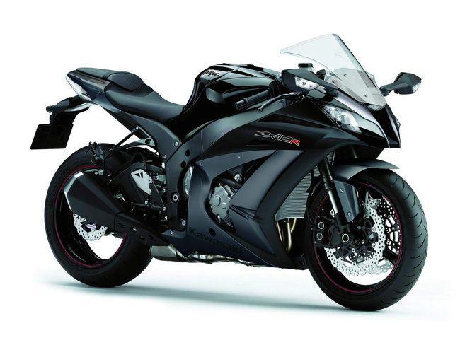 Kawasaki zx 10 R (2012)