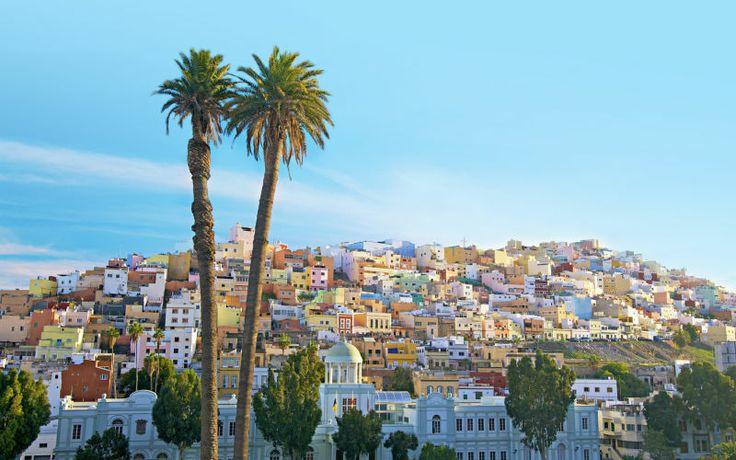 Suosikkikohde, josta ei puutu mitään! Gran Canarian saari on kuin pienoiskokoinen manner, jossa on ihana ilmasto ja kattava valikoima kaikkea, mitä loman aikana voi tarvita. www.apollomatkat.fi #GranCanaria #Espanja