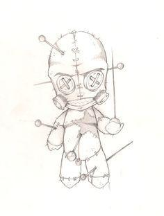 Voodoo Doll 3 by joebananaz on deviantART