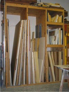 25 Best Ideas About Lumber Storage On Pinterest Lumber