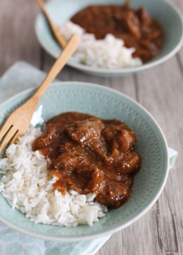 Oosters stoofvlees, zoet en licht pittig | Taste Our Joy!