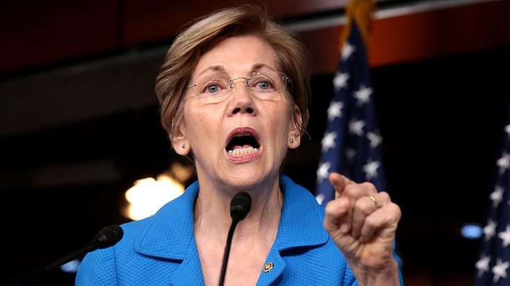 Warren: Liberals will 'lead the Democratic party back from the wilderness'