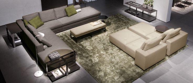 Minotti Williams | Slijkhuis Interieur Design