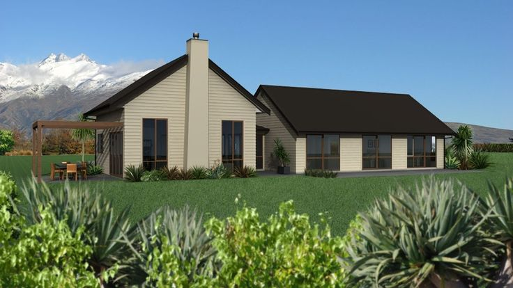 Artists impression of our Cook house plan. Making a
